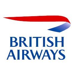 P.O.P. Exhibits Inc client-British Airways logo