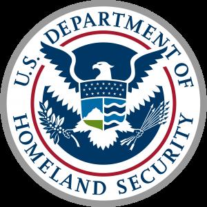 Dept Homeland Security client logo