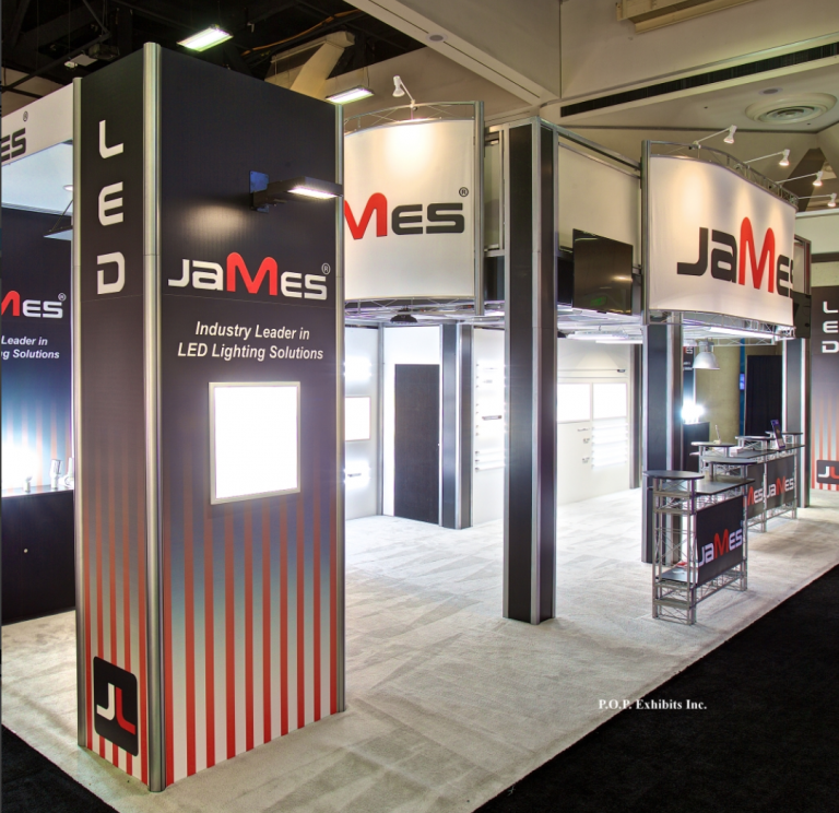 National Hardware ShowDouble Deck Exhibit Rentals