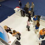 Heli Expo Double Deck Booth view