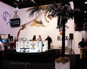 Las Vegas exhibit rental Bar & Nightclub Show