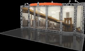 Antares-10x20 truss exhibit