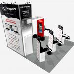 Kit Is- 232 trade fair displays