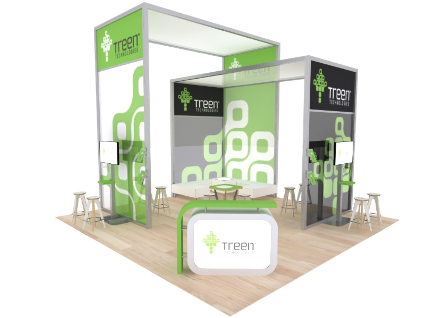 trade show booth rental las vegas