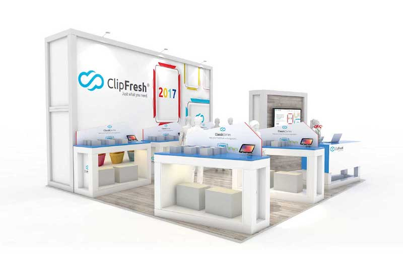 Trade show Exhibit Rental services in Las Vegas