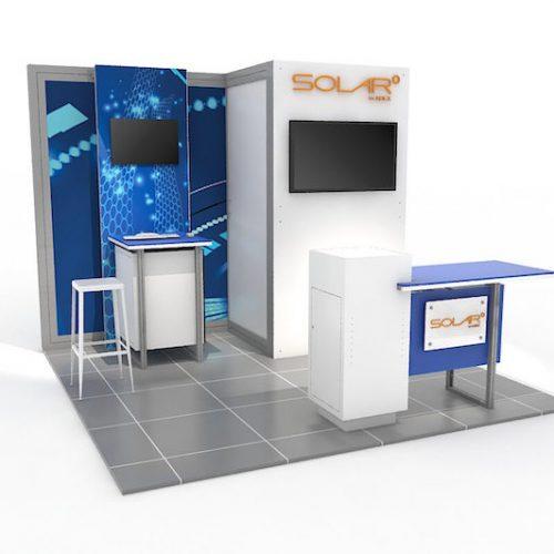 10x10 booth rental anaheim