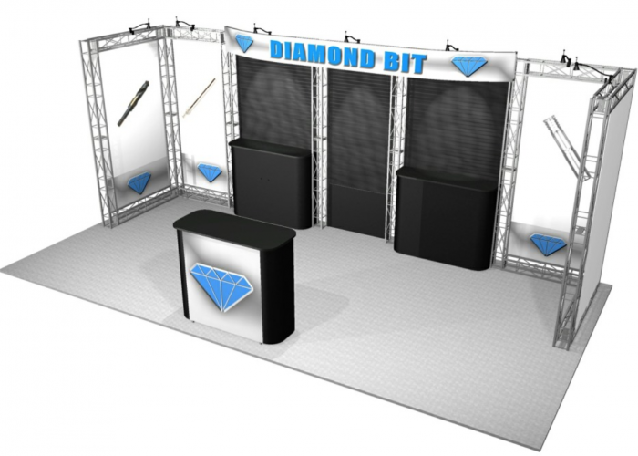 Exhibit Rental Kit 20-212B