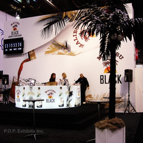 Las Vegas exhibit rental Bar & Nightclub Show