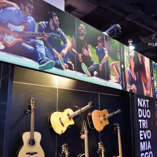 Namm Show - P.O.P. Exhibits Inc.