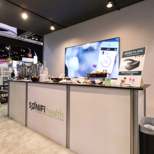 Counter options for Trade Shows