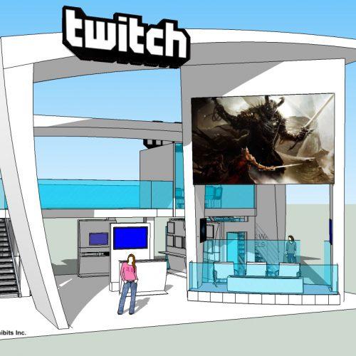 Twitch E-3 Double Deck