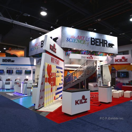 Las Vegas Convention Center Exhibit Rental