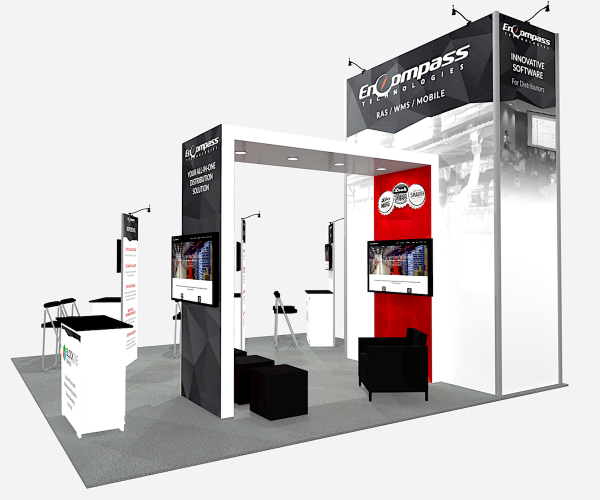 Kit Is- 232 buy a trade show booth